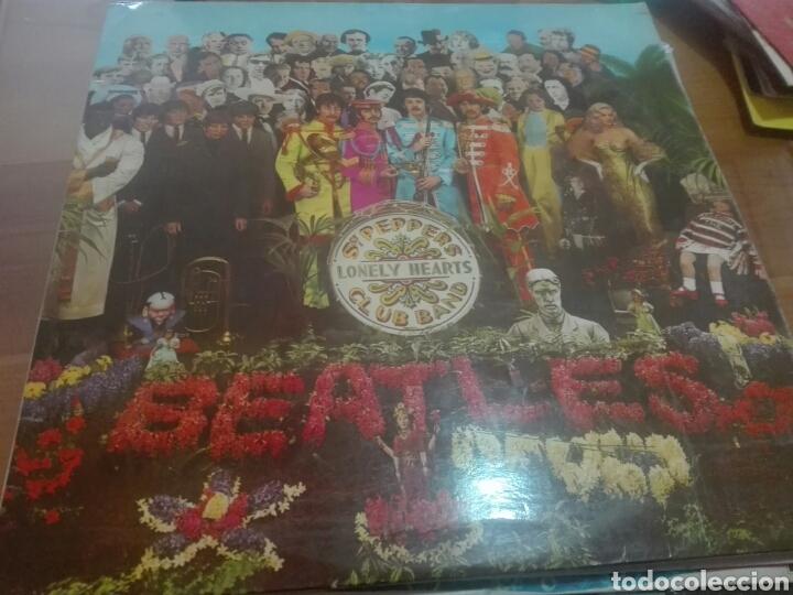 DISCO VINILO LP THE BEATLES (Música - Discos - LP Vinilo - Pop - Rock Extranjero de los 50 y 60)