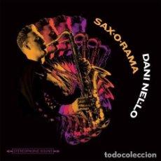 Discos de vinilo: LP DANI NEL.LO SAX.O.RAMA VINILO. Lote 174324143
