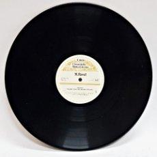 Discos de vinilo: DISCO DE VINILO LP M.RAVEL.BOLERO PAYANE POUR UNE INFANTE DEFUNTE.. Lote 164205238