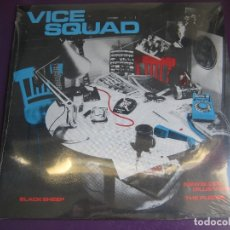 Discos de vinilo: VICE SQUAD MAXI SINGLE PDI 1984 PRECINTADO - BLACK SHEEP - PUNK HARDCORE - EXPLOITED - UK SUBS -. Lote 212689567