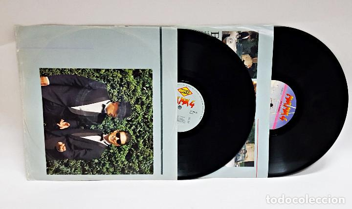 DISCO DE VINILO LP DOBLE DE MAX MIX 4. (Música - Discos de Vinilo - EPs - Disco y Dance)