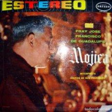 Disques de vinyle: JOSÉ MOJICA, INTERPRETA ÉXITOS DE SUS PELÍCULAS.. Lote 164228106