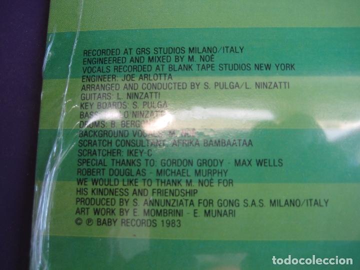 Discos de vinilo: Pink Project LP BABY 1983 PRECINTADO - Split - ITALODISCO - ELECTRONICA TECNO POP - Foto 4 - 164235854
