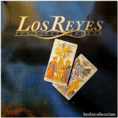 Discos de vinilo: LOS REYES,THE GIPSY LEGEND, TAROT, LP 1991 FLAMENCO RUMBA. Lote 164289034
