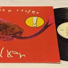 Discos de vinilo - ALICE COOPER - KILLER LP, REEDICIÓN, EUROPA - 164378146