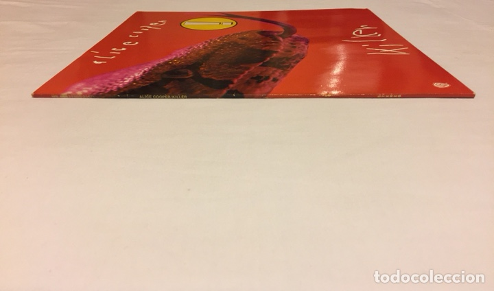 Discos de vinilo: ALICE COOPER - KILLER LP, REEDICIÓN, EUROPA - Foto 4 - 164378146