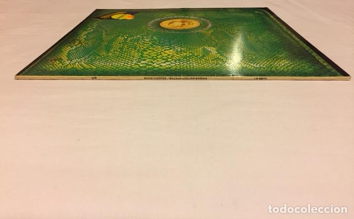 Discos de vinilo: ALICE COOPER - BILLION DOLLAR BABIES LP, REEDICIÓN, 1983, ESPAÑA - Foto 4 - 164378270