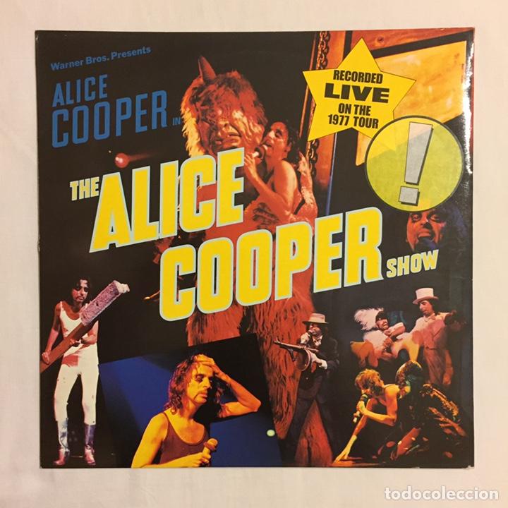 Discos de vinilo: ALICE COOPER - THE ALICE COOPER SHOW, REEDICIÓN, EUROPA - Foto 2 - 164378326