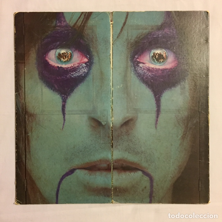 Discos de vinilo: ALICE COOPER - FROM THE INSIDE LP, 1978, ESPAÑA, PRIMERA EDICIÓN - Foto 2 - 164378388