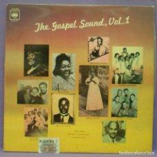 Discos de vinilo: THE GOSPEL SOUND VOL 1 - 2XLP GATEFOLD. Lote 164538262