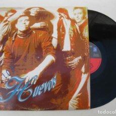 Discos de vinilo: LP - LOS HUEVOS - DISCMEDI - AÑO 1992.. Lote 164574862
