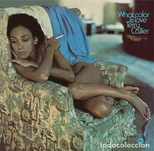 LP TERRY CALLIER WHAT COLOR IS LOVE SOUL VINILO 180G (Música - Discos - LP Vinilo - Funk, Soul y Black Music)