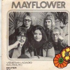 Discos de vinilo: SINGLE 1972 - MAYFLOWER - VENETIAN ADAGIO - SAUSOLITO. Lote 164584766