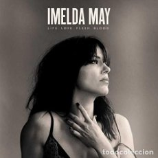 Discos de vinilo: LP IMELDA MAY LIVE.LOVE.FLESH.BLOOD VINILO. Lote 164587922