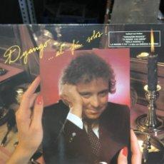 Discos de vinilo: LP VINILO DYANGO AL FIN SOLOS. Lote 164590722
