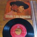 Discos de vinilo: DISCO DE VINILO DE 45 RPM ESPAÑA Y SUS PASODOBLES. Lote 164598530