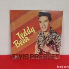 Discos de vinilo: ELVIS PRESLEY - TEDDY BEAR - LP - DOM 2017 ELV303 - NUEVO PRECINTADO. Lote 164613262