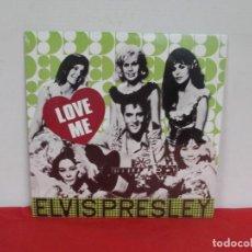 Discos de vinilo: ELVIS PRESLEY - LOVE ME - LP - DOM 2017 ELV312 - NUEVO PRECINTADO. Lote 164614190