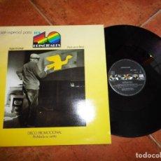 Discos de vinilo: SUPERTRAMP FREE AS A BIRD MAXI SINGLE VINILO PROMO 40 PRINCIPALES DEL AÑO 1979 ESPAÑA MUY RARO . Lote 164621250