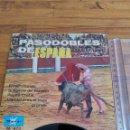 Discos de vinilo: DISCO DE VINILO PASODOBLES DE ESPAÑA 45RPM. Lote 164632802