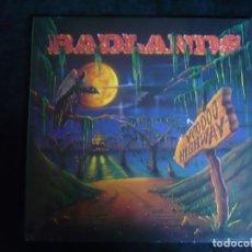 Discos de vinilo: BADLANDS VOODOO HIGHWY DE 1991 - COMO NUEVO. Lote 164633322