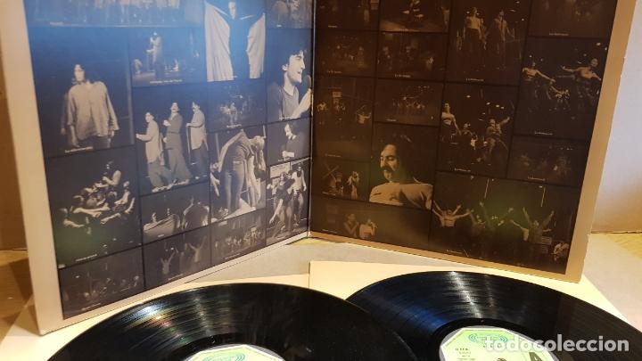 Discos de vinilo: GRANJA ANIMAL / PRIMERA OPERA-ROCK EN CATALÀ / DOBLE LP-GATEFOLD-MOVIEPLAY / BUENA CALIDAD. ***/*** - Foto 2 - 164652430