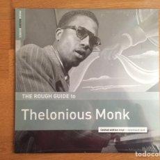 Discos de vinilo: THELONIOUS MONK: THE ROUGH GUIDE TO. LIMITED EDITION VINYL + DOWNLOAD CARD (PRECINTADO). Lote 164672234