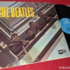 Discos de vinilo: THE BEATLES LP EMI ODEON 10C-064-004.219 EDICION ESPAÑOLA SPAIN. Lote 164680978