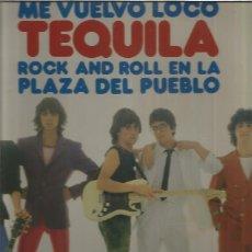 Discos de vinilo: TEQUILA EXITOS. Lote 164692718