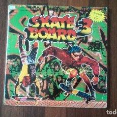 Discos de vinilo: SKATE BOARD 3-DOBLE LP. Lote 164693530
