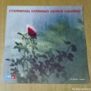 Discos de vinilo: GEORGE SHEARING - CONTINENTAL EXPERIENCE (THE QUINTET + AMIGOS) (LP 1976, MPS BASF 20-25612-7). Lote 164720502