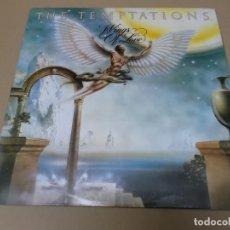 Discos de vinilo: THE TEMPTATIONS (LP) WINGS OF LOVE AÑO 1976. Lote 164726678