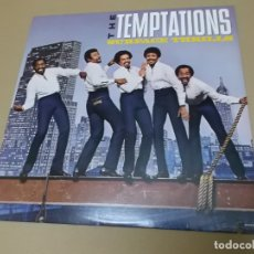 Discos de vinilo: THE TEMPTATIONS (LP) SURFACE THRILLS AÑO 1983 – EDICION U.S.A.. Lote 164727250
