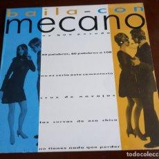 Discos de vinilo: MECANO - BAILA CON MECANO - MAXI SINGLE.12 - ENVIO GRATIS. Lote 164739722