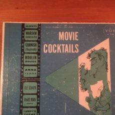 Discos de vinilo: MOVIE COCKTAILS. Lote 164743886