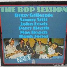 Discos de vinilo: THE BOP SESSION (GIANTS OF JAZZ) ESPAÑA-1984. Lote 164745890