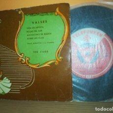 Discos de vinilo: FRANZ MIHALOVIC / ROSAS DEL SUR + 3 (EP TEMAS EN PORTADA). Lote 164754234