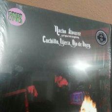 Discos de vinilo: LP DISCO VINILO NACHO ALVAREZ NACHO VEGAS. Lote 164756384
