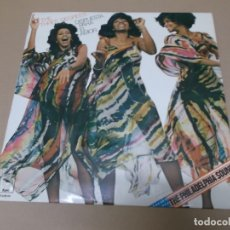 Discos de vinilo: THE THREE DEGREES (LP) STANDING UP FOR LOVE AÑO 1977. Lote 164764686