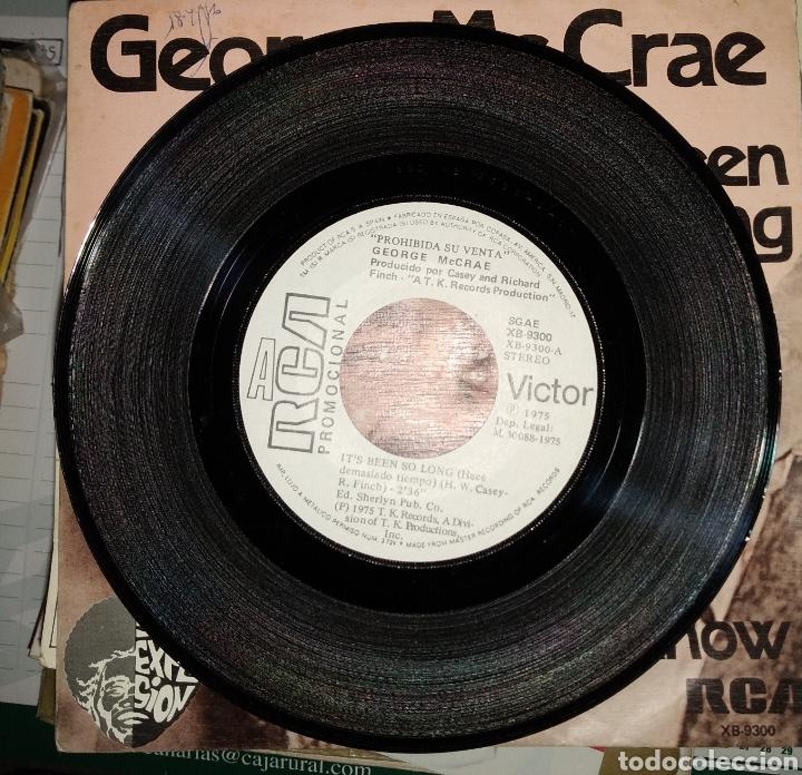 Discos de vinilo: George Mc Crae - It's been so long - Foto 2 - 164771849