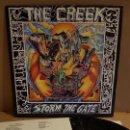 Discos de vinilo: THE CREEK / STORM THE GATE / LP - MUSIC FOR NATIONS-UK-1989 / MBC. ***/***. Lote 164779414