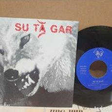 Discos de vinilo: SU TA GAR/ NOIZ ARTE 1992 NUEVO A ESTRENAR PROMOCIONAL. Lote 164780346