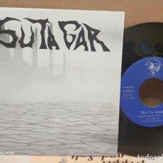 Discos de vinilo: SU TA GAR/ DENAK ITSUAK OTE? 1993 NUEVO A ESTRENAR. Lote 164780962