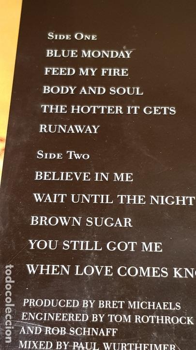 Discos de vinilo: SUSIE HATTON / BODY AND SOUL / LP - GIANT RECORDS-GERMANY-1991 / MBC. ***/*** - Foto 4 - 164785622