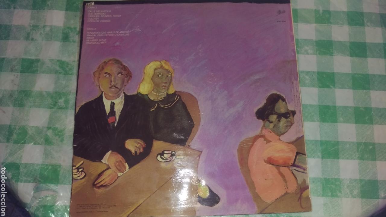 Discos de vinilo: Joaquín Sabina.LP - Foto 2 - 164789240