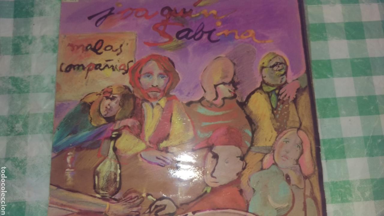 JOAQUÍN SABINA.LP (Música - Discos - LP Vinilo - Grupos Españoles de los 70 y 80)