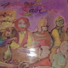 Discos de vinilo: JOAQUÍN SABINA.LP. Lote 164789240