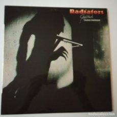 Discos de vinilo: RADIATORS- GHOSTOWN ( CIUDAD FANTASMA) - SPAIN LP 1979 + ENCARTE - COMO NUEVO.. Lote 164789750