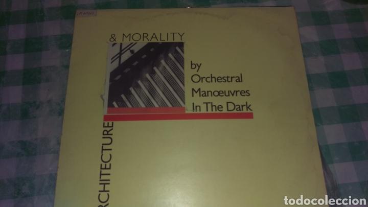 OMD.LP (Música - Discos - LP Vinilo - Pop - Rock - New Wave Extranjero de los 80)