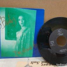 Discos de vinilo: LOS BICHOS/ I'M INSIDE HER/ WORDS FOR SALE 1991 NUEVO. Lote 164793326